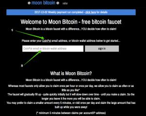 Moon bitcoin návod