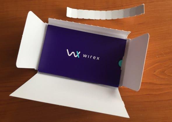 Recenze kryptokarty Wirex