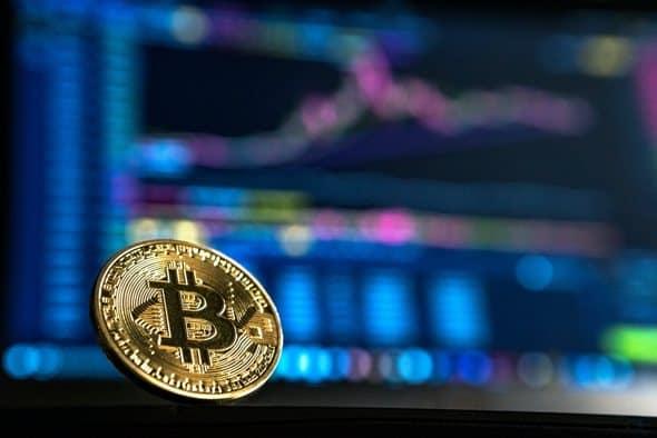 Bitcoin a burza