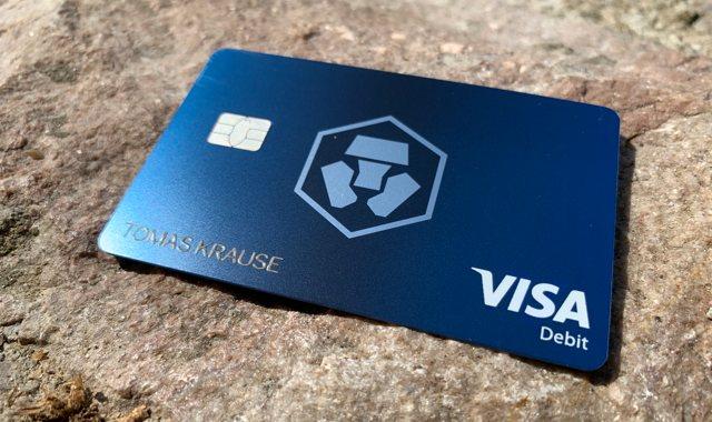 Crypto.com spustilo virtuální karty