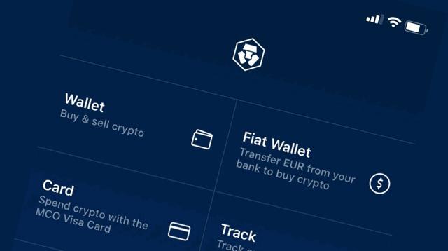 NÁVOD: nákup kryptoměn přes aplikaci crypto.com